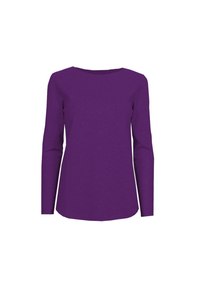 Fenne Tricot Top, Violet