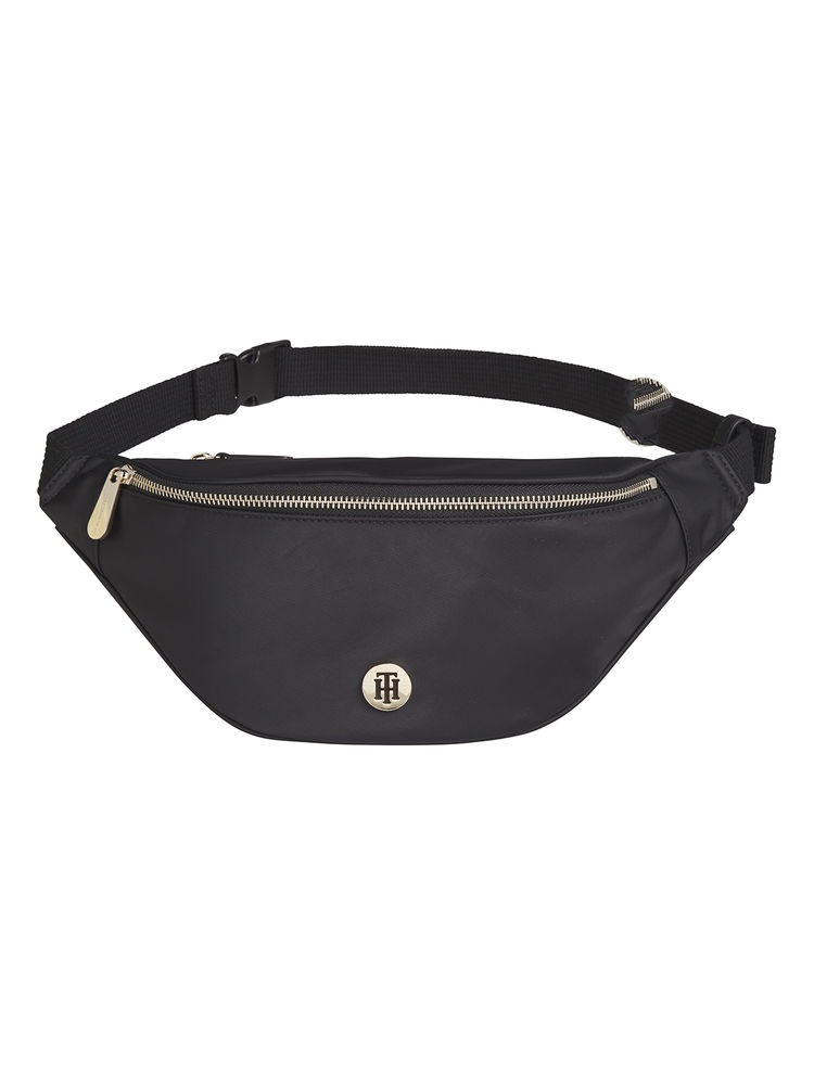 Poppy Bumbag Black