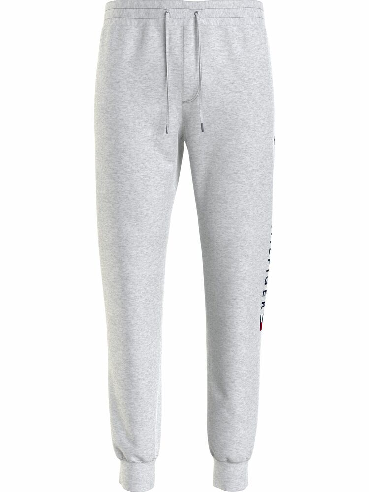 Stacked Logo Pant, Medium Grey