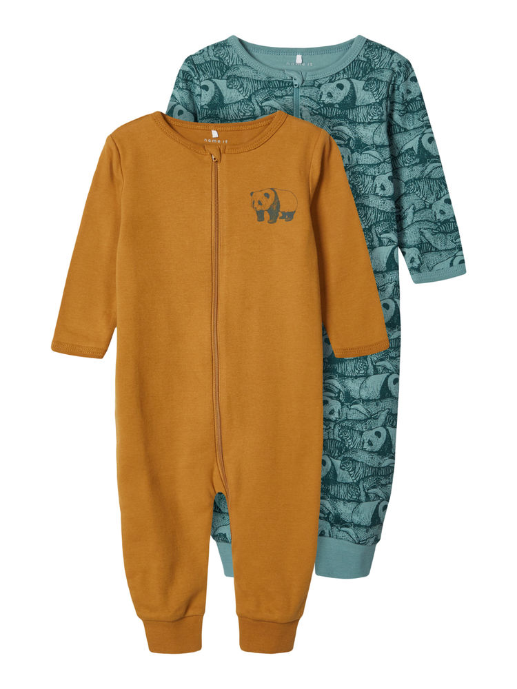 Nighsuit 2-pack Animal, Trellis