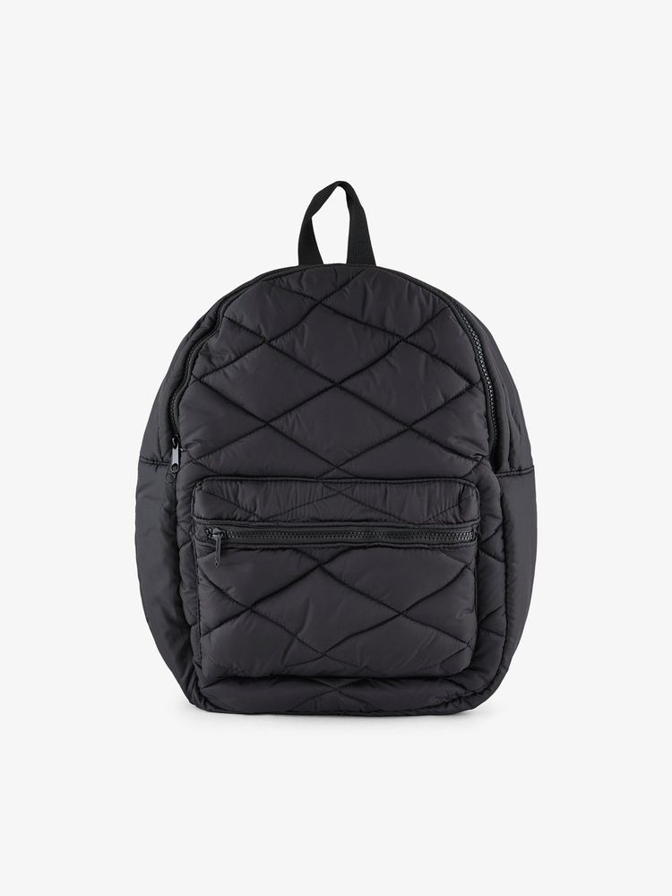 Sudio Nylon Backpack, Black