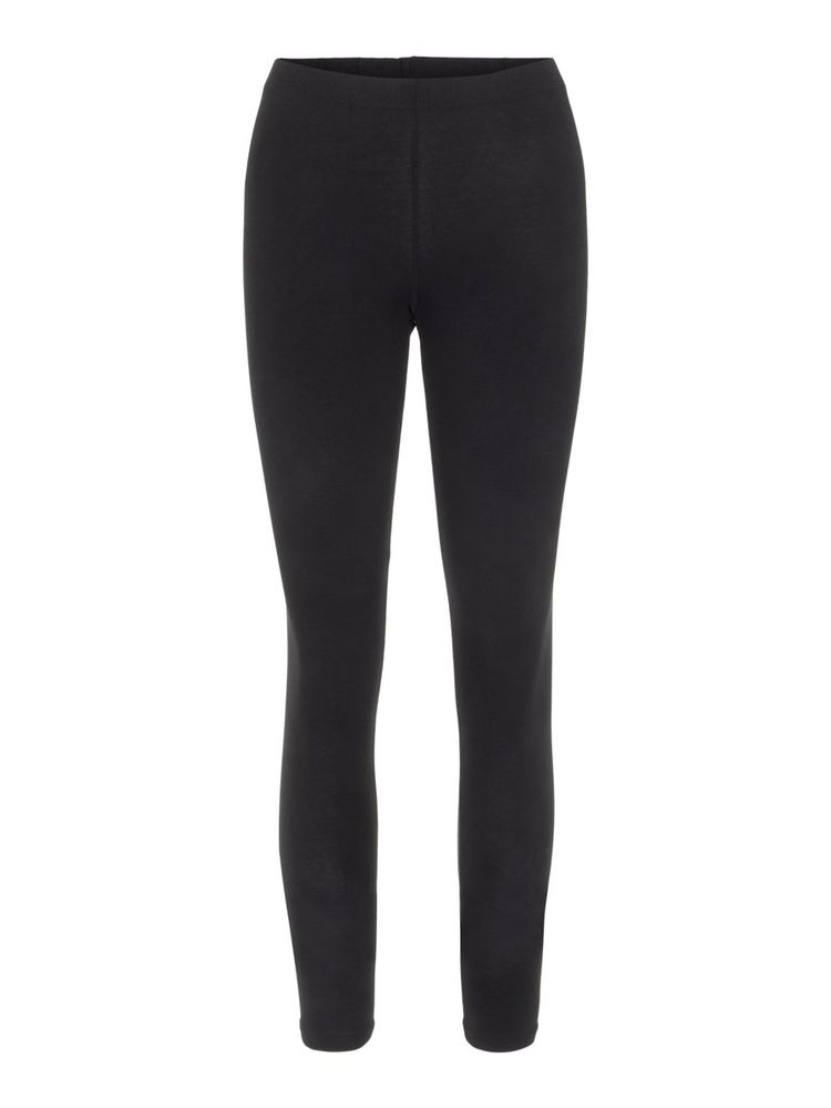 Edita Long Leggings, Black