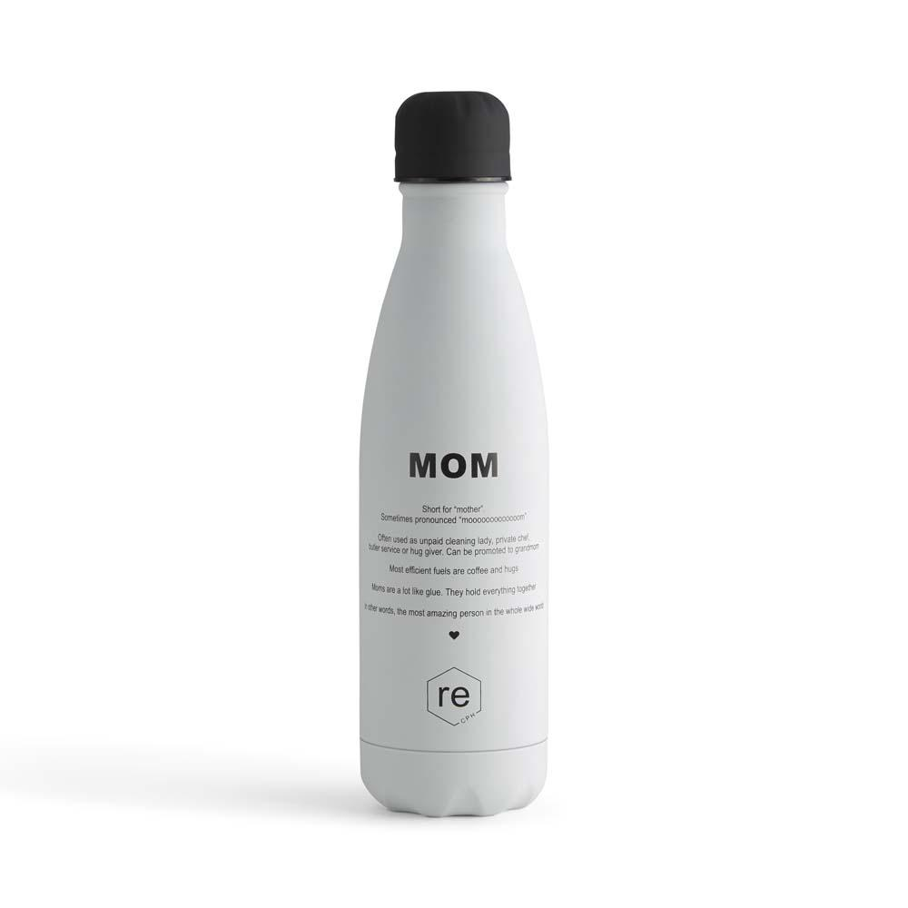 Rebottle, Mom White