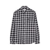 Area Shirt, Black-White