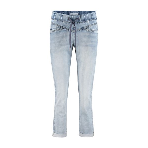Tessy Cropped Jogger, Denim