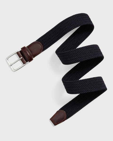Elastic Braid Belt, Marine