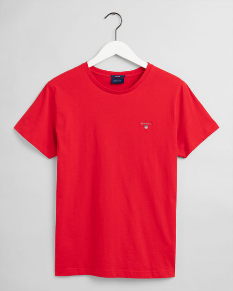 The Original S/S T-shirt, Bright Red