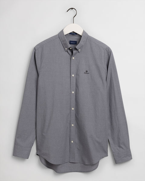 Regular Dot Structure Shirt