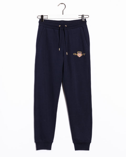 Archive Shield Sweat Pant, Evening Blue