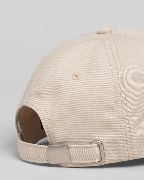 Archive Shield Cotton Cap, Putty