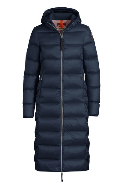 Leah Woman Jacket, Cadet Blue