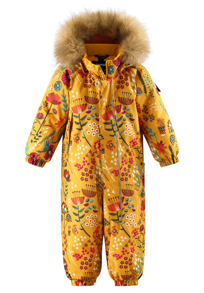 Lappi Winter Overall, Warm Yellow