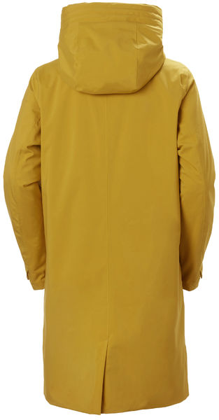 Victoria  Insulated Rain Coat, Arrowwood