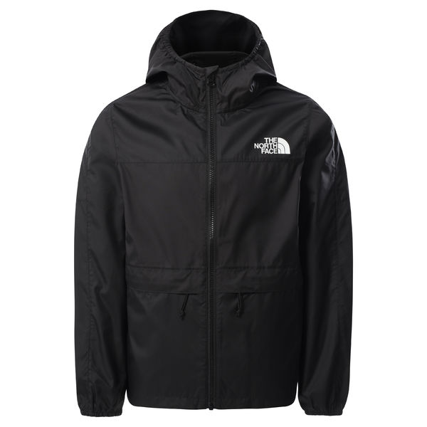Lobuche Wind Shell Jacket, Black