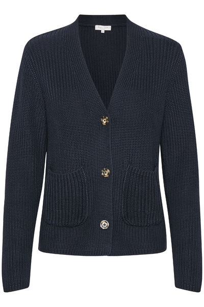 Tonia PW Cardigan, Night Sky