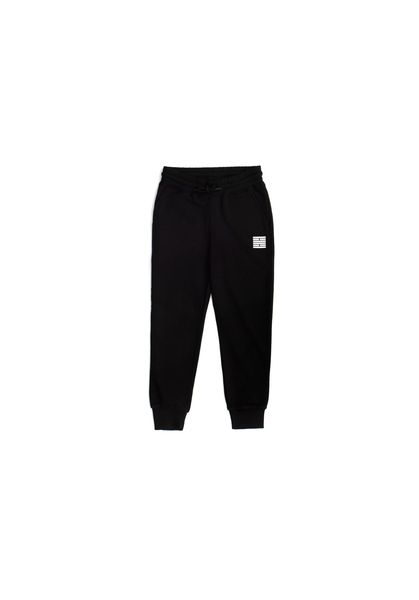 Kids Sweatpants, Black