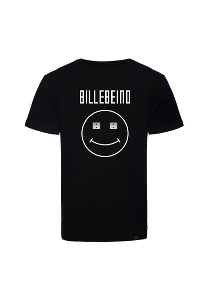 Smiley T-shirt, Black