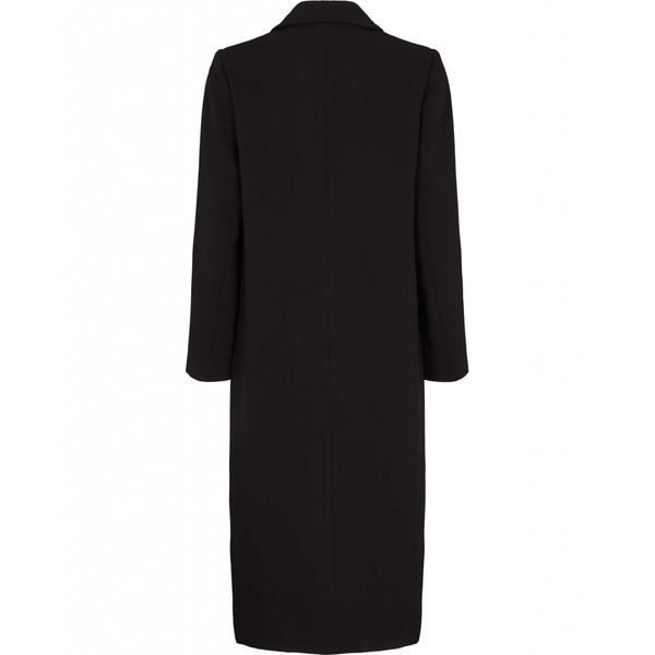 Floras Alanna Coat, Black