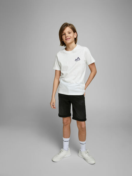 Rick Icon Shorts jr, Black