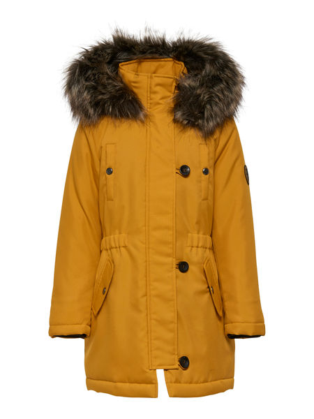 Iris Parka, Golden Yellow