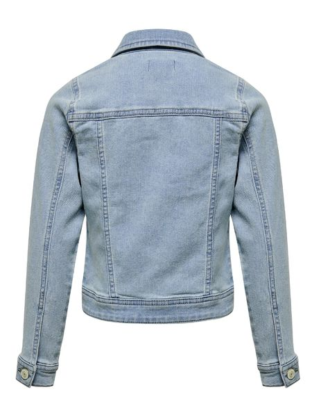 Sara Denim Jacket, Light Blue