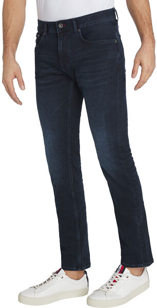 Bleecker Slim Faded Jeans, Iowa Blueback