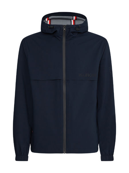 Tech Hooded Jacket, Desert Sky
