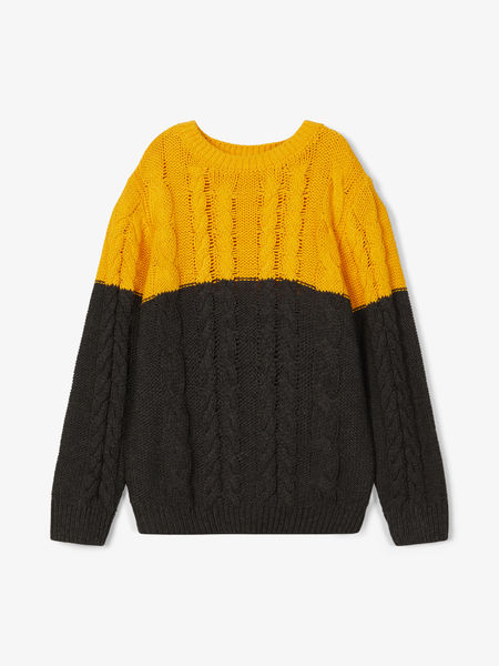 Ovenne Knit, Golden Rod