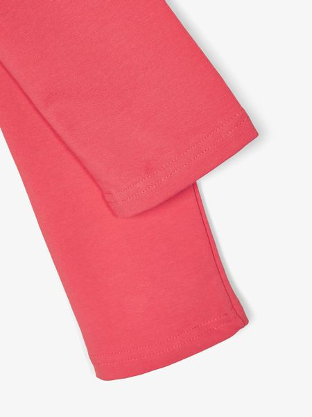 Javi Solid Sweat Legging, Rose of Sharon