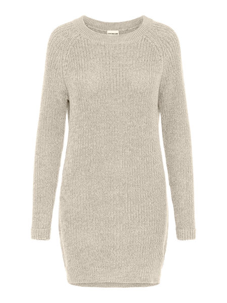 Siesta Knit Dress, Oatmeal