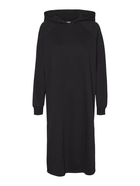 Helene Sweat Dress, Black