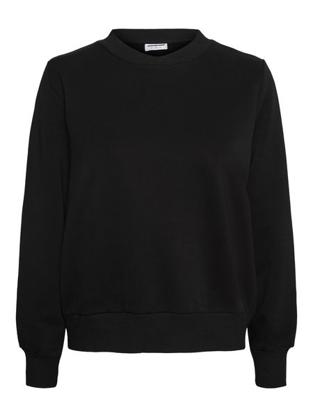 Lupa Sweat, Black