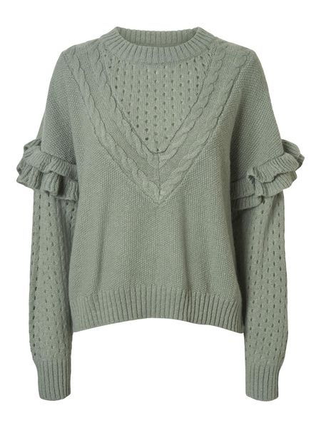 Debra Knit, Slate Gray