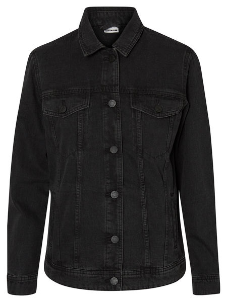 Ole l/s Black Denim Jacket