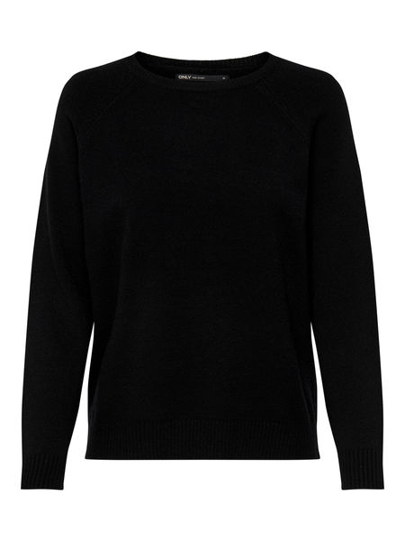 Lesley Kings Pullover, Black