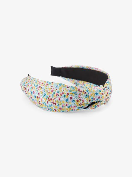 Lacca Hairband, Bright White