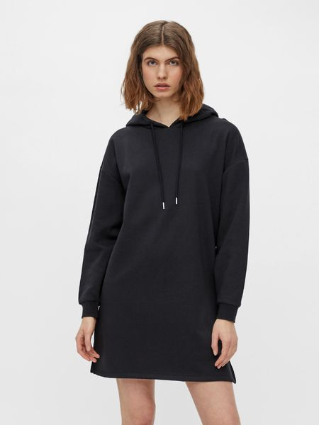Chilli Sweat Dress, Black