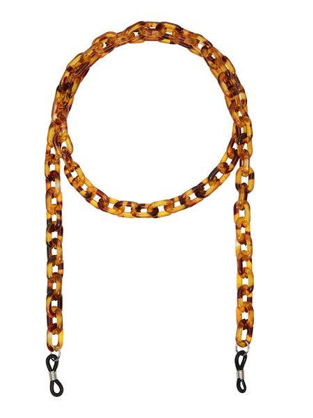 Lolly Sunglasses Chain, Tortoise Shell