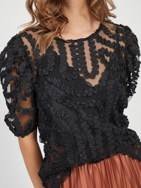 Emu Top, Black