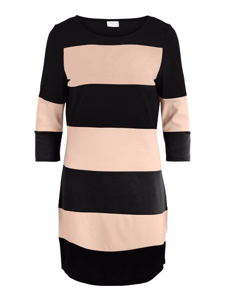 Vitinny New Dress, Black/Misty Rose