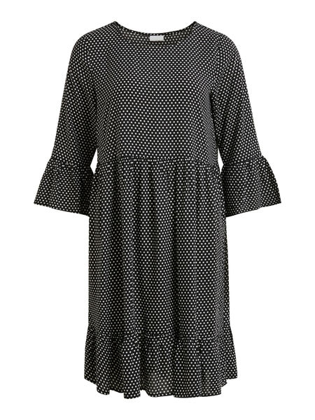 Mosty Medi Dress, Black