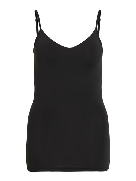 Surface Strap Top, Black