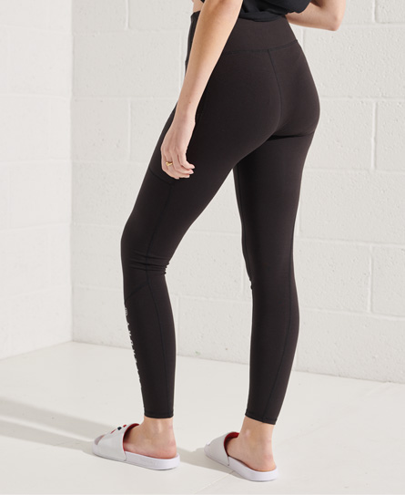 Active Lifestyle Full Lenght Legging, Black