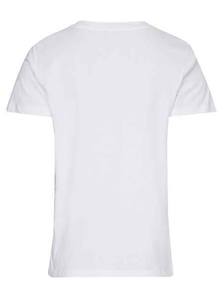 New Essential Crew Neck Tee, White