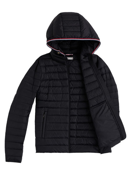 Essential Down Jacket, Black