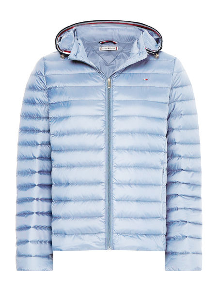 Essential Down Jacket, Breezy Blue