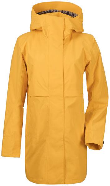 Edith Parka, Saffron Yellow