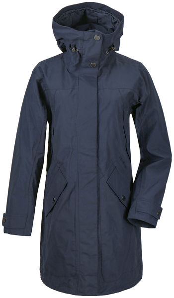 Elsie Parka, Dark Night Blue