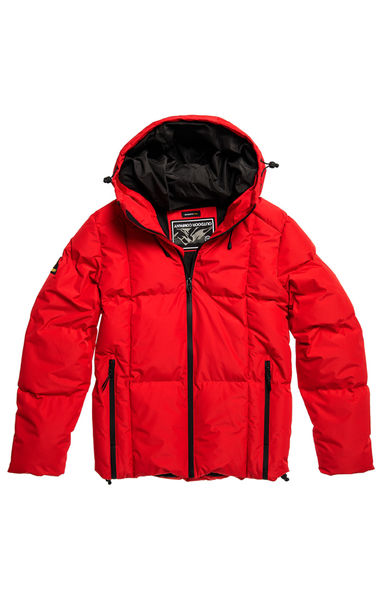 Evolution Puffer, Red