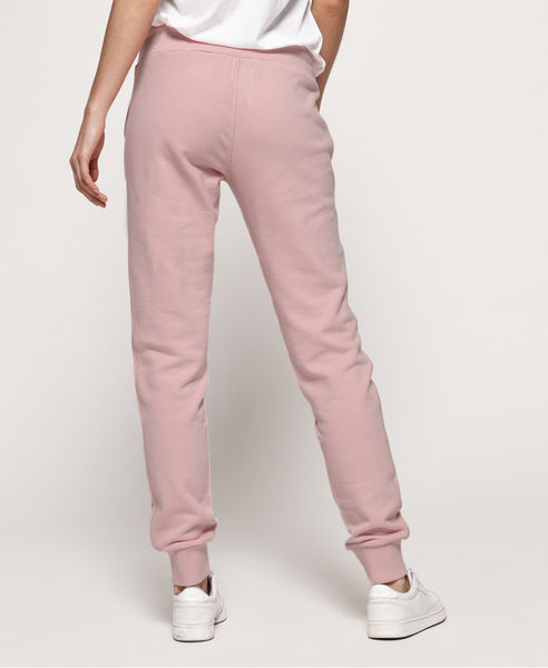 Orange Label Light Weight Jogger, fade Pink